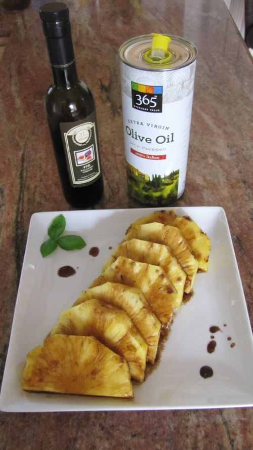 Pineapple marinade